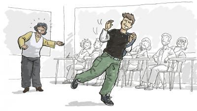 Casos sobre problemas de Convivencia escolar